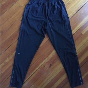 Lululemon Men's Black Training Pant/Jogger